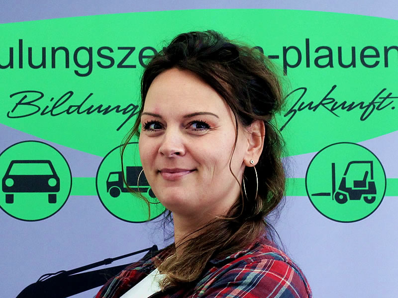 Anja Magasch Account-Managerin